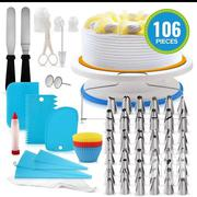 Baking Set With 106 Accessories | Kitchen & Dining for sale in Nairobi, Embakasi