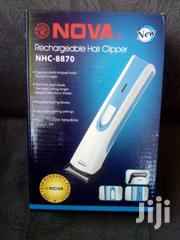 Rechargeable Hair Clipper | Tools & Accessories for sale in Mombasa, Mkomani