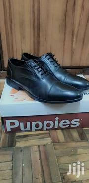 Black Leather Oxford Shoes | Shoes for sale in Nairobi, Parklands/Highridge