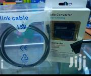 Audio Convertor With Optical Cable. | Accessories & Supplies for Electronics for sale in Nairobi, Nairobi Central