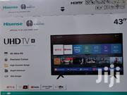 New Hisense 43 4K UHD. | TV & DVD Equipment for sale in Nairobi, Riruta