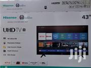 Hisense 43 Inch 4K Smart Tv. | TV & DVD Equipment for sale in Nairobi, Riruta