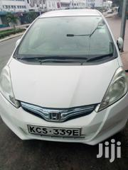 Honda Fit 2012 White | Cars for sale in Mombasa, Shanzu