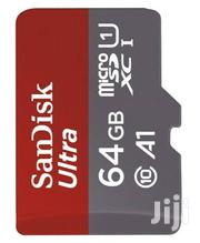 64gb Memory Card   Accessories for Mobile Phones & Tablets for sale in Nairobi, Nairobi Central