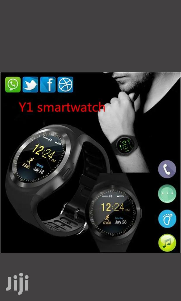 Y1 Smart Watch Available