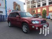 Subaru Forester 2003 Red | Cars for sale in Nairobi, Nairobi West