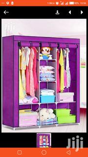 Durable Wooden Frame Portable Wardrobes | Furniture for sale in Nairobi, Karen