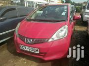 Honda Fit 2012 Automatic Red | Cars for sale in Kiambu, Hospital (Thika)