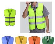 Zipper Reflective Vest | Safety Equipment for sale in Nairobi, Nairobi Central