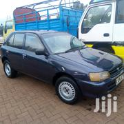 Toyota Starlet 1999 Blue | Cars for sale in Kiambu, Ndenderu