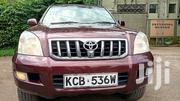 Toyota Land Cruiser Prado 2008 Red | Cars for sale in Nairobi, Ngara