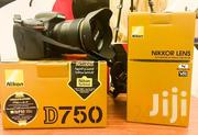 Nikon D750 Camera Body With Complete Kits | Photo & Video Cameras for sale in Nairobi, Lavington
