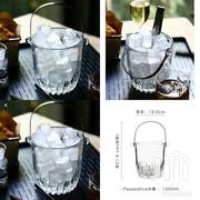 Glass Ice Bucket + Tongs | Kitchen & Dining for sale in Nairobi, Nairobi Central