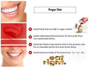 Eat Right Then Clean Right To Keep That Smile Fresh. | Cleaning Services for sale in Uasin Gishu, Kapsoya