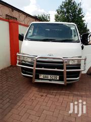 Toyota HiAce 2002 White | Buses & Microbuses for sale in Busia, Ageng'A Nanguba