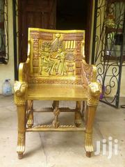 Statue And Egyptian Chair | Furniture for sale in Mombasa, Shanzu