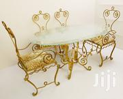 Gold Antique Dinning | Furniture for sale in Mombasa, Bamburi