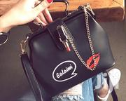 Creative New Style Fashion Embroidery Pure Leather Handbag Women   Bags for sale in Nairobi, Nairobi Central