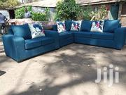 L Seat 5 Seaters Plus a Two Seater | Furniture for sale in Nairobi, Ngara