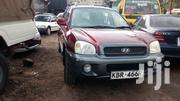 Hyundai Santa Fe 2005 2.4 4WD Red | Cars for sale in Kajiado, Ongata Rongai