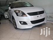 Suzuki Swift 2012 1.4 White | Cars for sale in Mombasa, Mji Wa Kale/Makadara