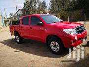 Toyota Hilux 2008 2.5 D-4D Double Cab Red | Cars for sale in Kajiado, Kitengela