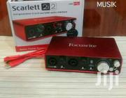 New Scarlett Soundcard | Audio & Music Equipment for sale in Nairobi, Nairobi Central