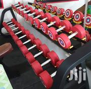 Ruber Dumbells | Sports Equipment for sale in Nairobi, Westlands