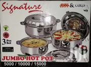 Jumbo Stainless Steel Hot Pots | Home Appliances for sale in Nairobi, Parklands/Highridge