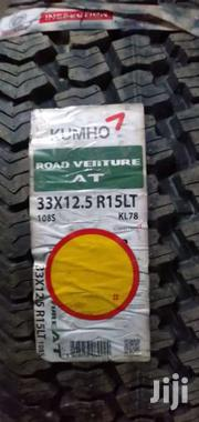 33*12.50r15lt Kumho Tyres Is Made In Korea | Vehicle Parts & Accessories for sale in Nairobi, Nairobi Central