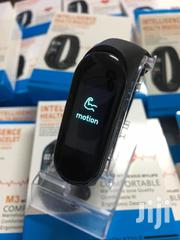 Watch Bluetooth Heart Rate Oxygen Blood Pressure Fitness Tracker NEW | Smart Watches & Trackers for sale in Nairobi, Westlands