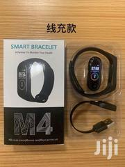 M4.2 Heart Rate Oxygen Blood Pressure Sport Fitness~Tracker   Smart Watches & Trackers for sale in Nairobi, Parklands/Highridge