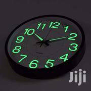 GLOW IN THE DARK WALL CLOCK | Home Accessories for sale in Mombasa, Tononoka