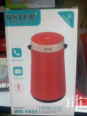 Wireless Bluetooth Speaker | Audio & Music Equipment for sale in Nairobi, Nairobi Central