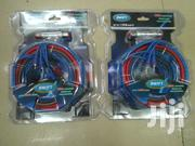 Amplifier Wiring Kit 4/3/2 Channel | Vehicle Parts & Accessories for sale in Nairobi, Nairobi Central