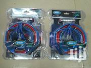 Car Amplifier Wiring Kit 4/3/2 Channel | Vehicle Parts & Accessories for sale in Nairobi, Nairobi Central