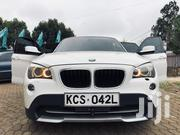 BMW X1 2012 White | Cars for sale in Nairobi, Kilimani