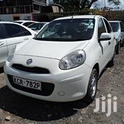 Nissan March 2011 White | Cars for sale in Nairobi, Embakasi