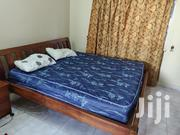 Wooden Bed 6*6 | Furniture for sale in Nairobi, Parklands/Highridge