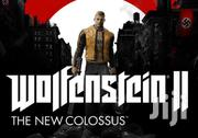 Wolfenstein II The New Colossus | Video Games for sale in Nairobi, Nairobi Central