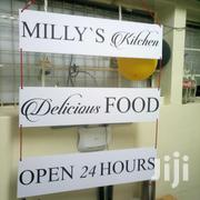 Arrow Plaques Signs Free Delivery For You. | Other Services for sale in Nairobi, Nairobi Central