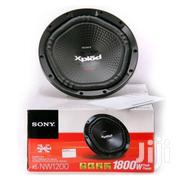 Sony XS NW1200 Car Subwoofer 12inch 1800W Free Delivery & Installation | Vehicle Parts & Accessories for sale in Nairobi, Nairobi Central