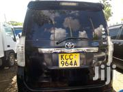 Toyota Noah 2007 Black | Buses & Microbuses for sale in Nairobi, Nairobi Central