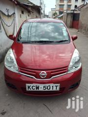 Nissan Note 2012 1.4 Red | Cars for sale in Murang'a, Kamacharia