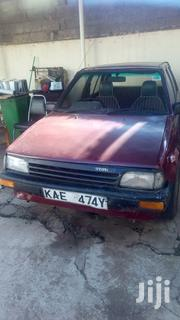 Toyota Starlet 1987 Red | Cars for sale in Kisumu, Market Milimani