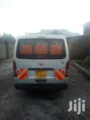 Toyota Hiace White | Buses & Microbuses for sale in Nairobi, Eastleigh North