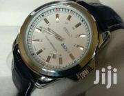 Seiko Male Watches With Durable Leather Strap At 3500ksh. | Watches for sale in Homa Bay, Mfangano Island