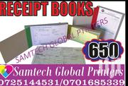 Receipt Books Printing | Computer & IT Services for sale in Nairobi, Njiru