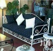 3 Seater Wrought Iron Sofa | Furniture for sale in Mombasa, Bamburi