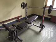 Gym Weight Bench Press | Sports Equipment for sale in Nairobi, Kilimani